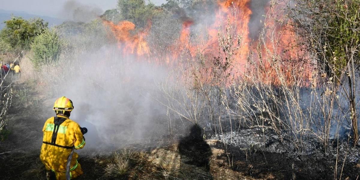 Incendio en el Nevado de Colima devasta 11 mil hectáreas