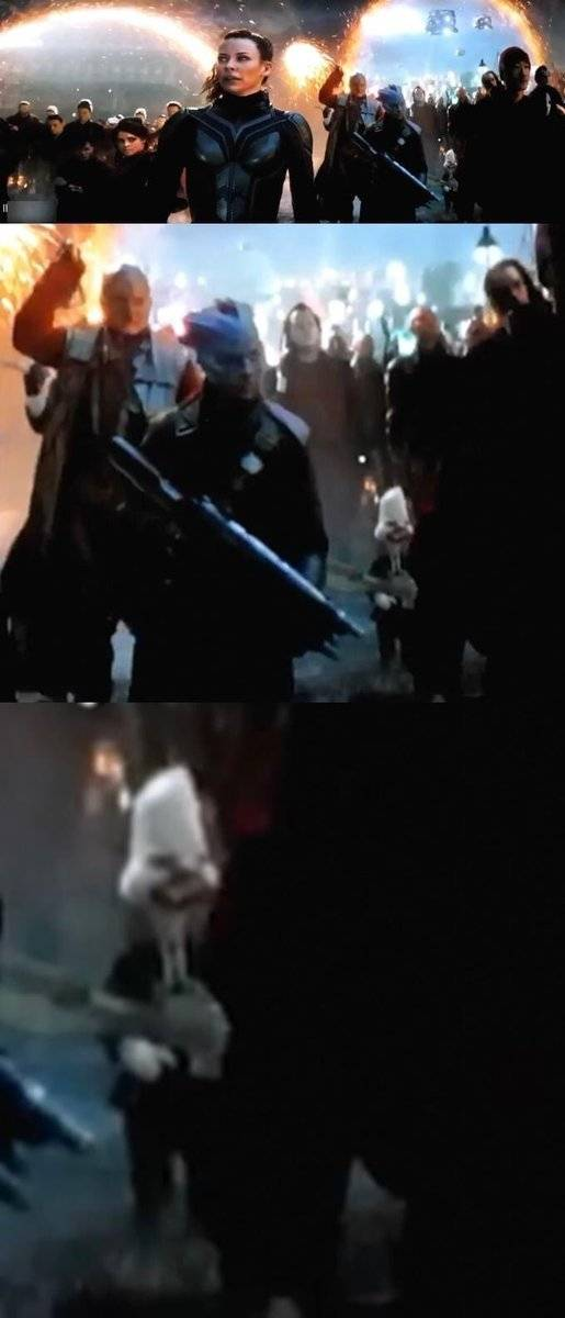 Howard, el pato aparece en la batalla final de Avengers: Endgame Internet