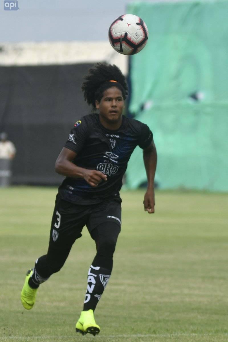 Fallece Josué Mauricio Quiñónez, jugador del Independiente Juniors API