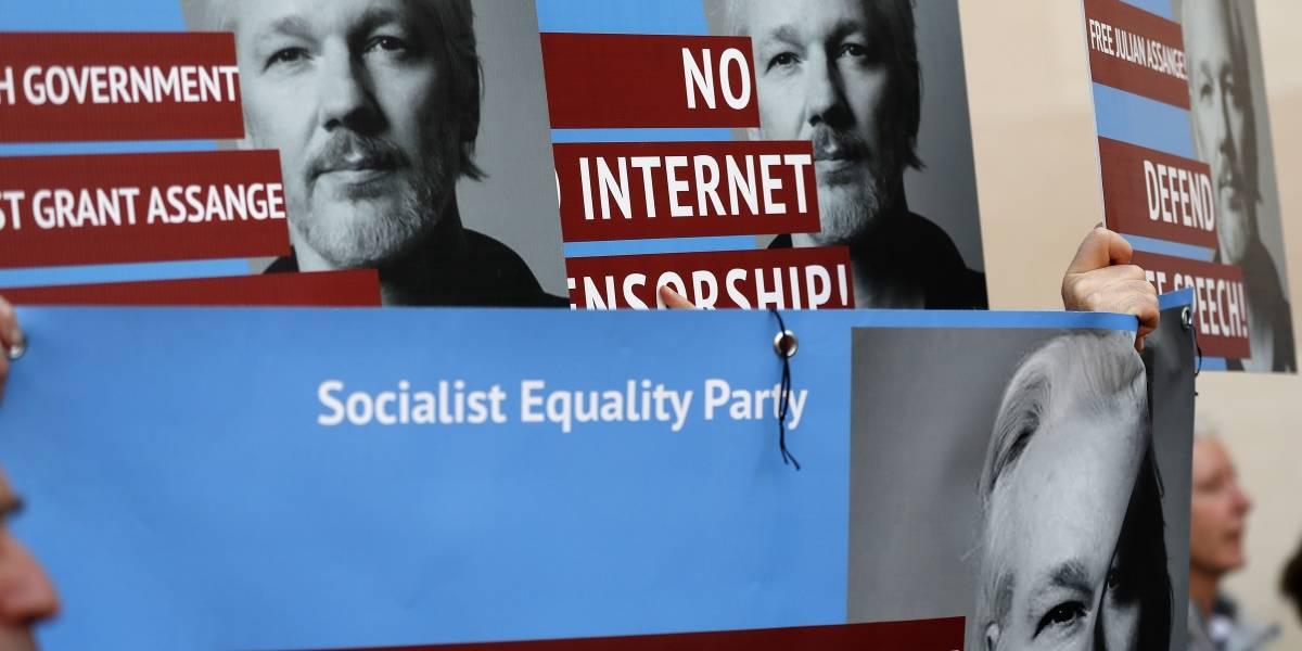 Ecuador entregará a EU todos los documentos de Julian Assange