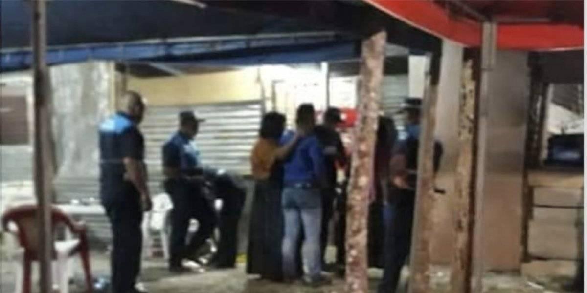 Ataque en la feria patronal de Playa Grande: Un muerto y cinco heridos