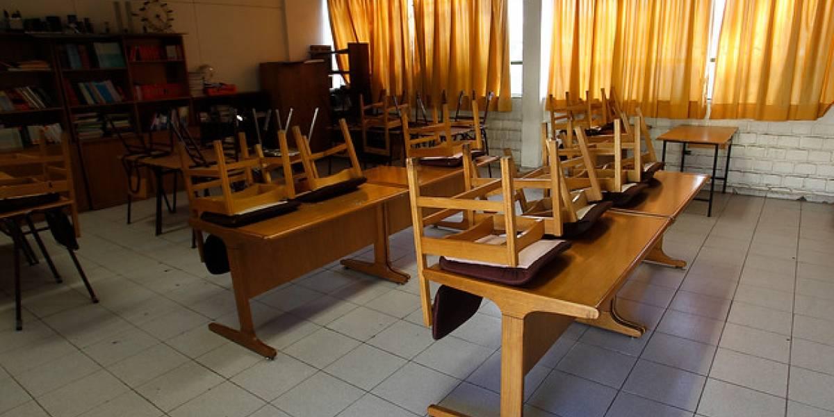Admisión Escolar revela que 849 colegios no recibieron ni una sola postulación
