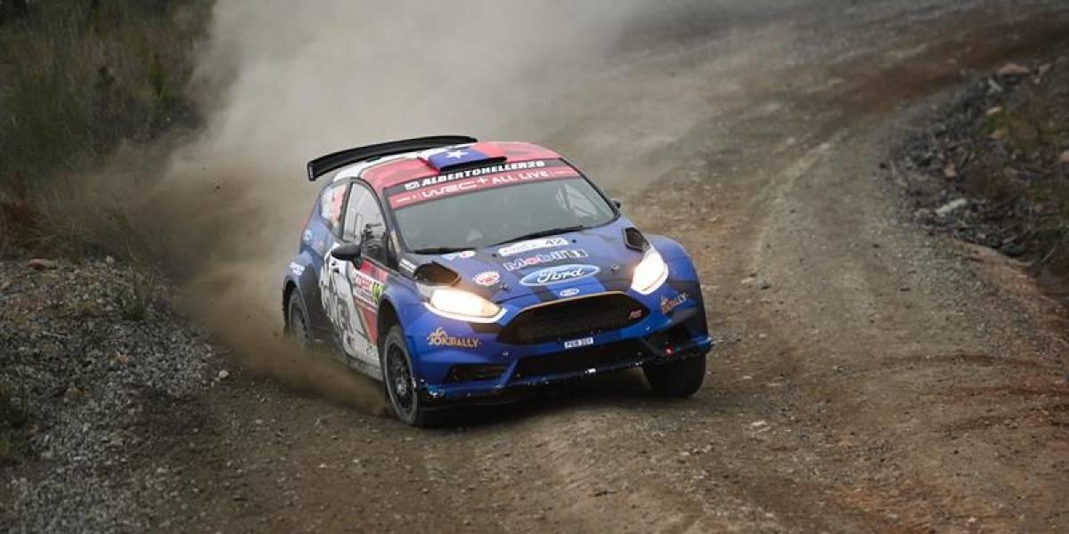 """Alberto Heller y su accidente en el WRC: """"Cuando uno toma riesgo, pueden pasar estas cosas"""""""