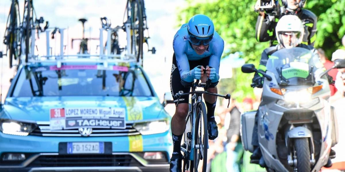 ¡Continúa el Giro de Italia! ¿Habrá sorpresas en la etapa 2?