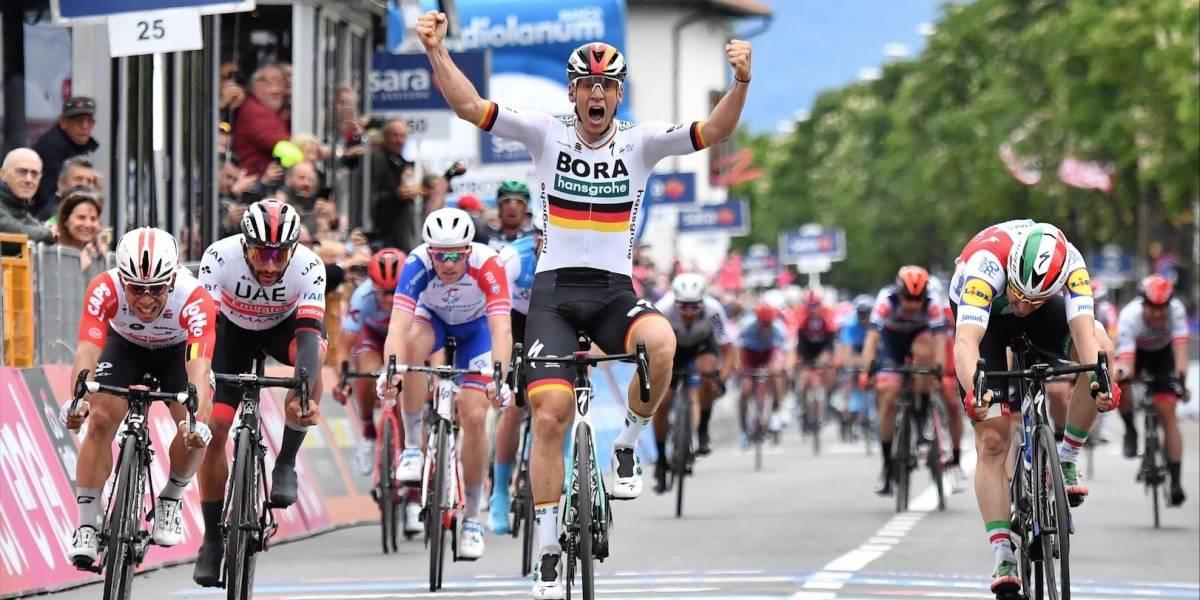 Etapa tres del Giro de Italia 2019: un nuevo chance para los embaladores