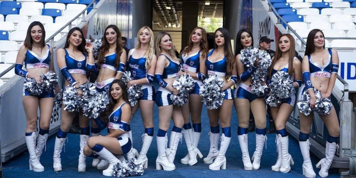 Las chicas de los cuartos de final del Clausura 2019