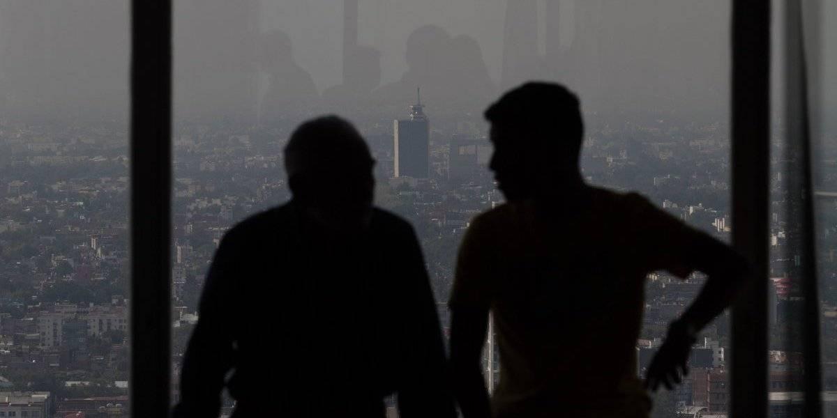 Este sábado, mala calidad de aire en el Valle de México