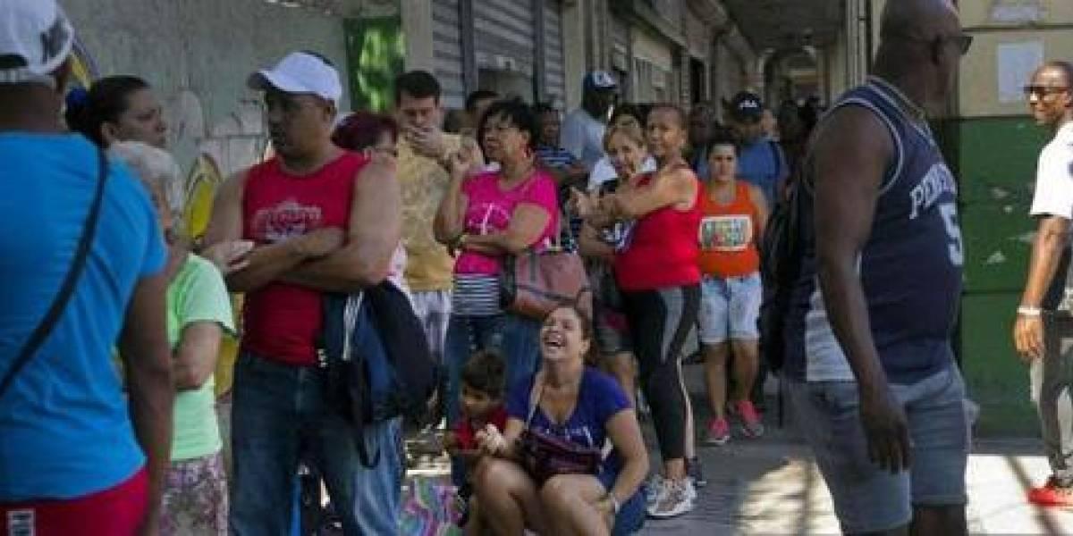Cuba raciona alimentos por embargo de EE.UU.