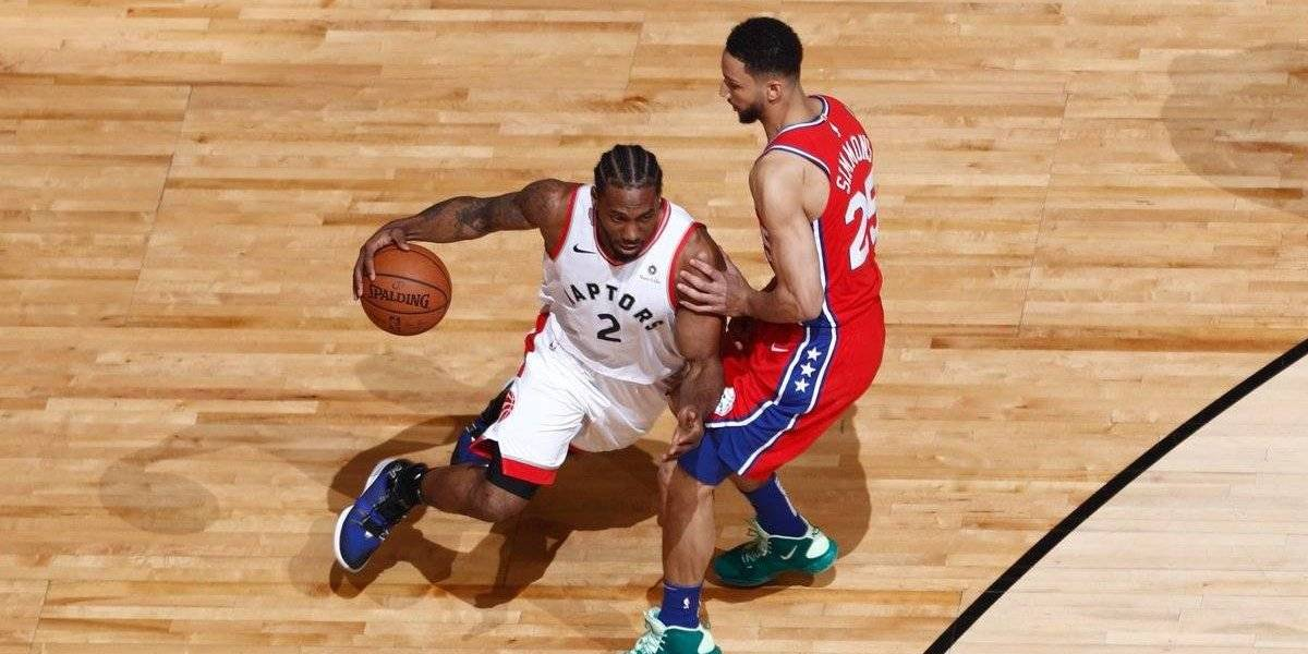 NBA: Toronto deja en el camino a Philadelphia y avanza a la final de conferencia con dramático último punto