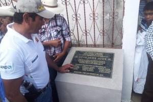 Esduin Javier, tres kiebres, alcalde de Ipala