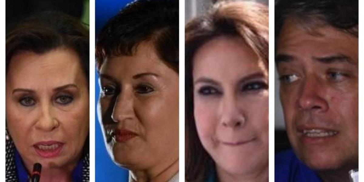 El futuro político de cuatro presidenciables se definirá esta semana