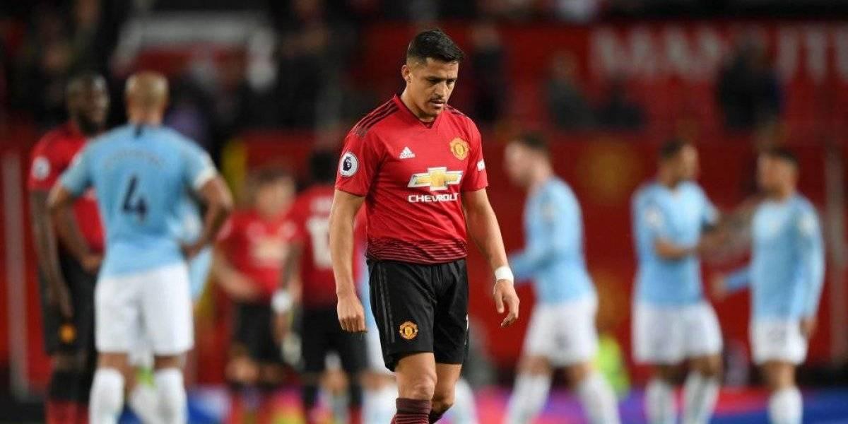 """El lamento de Alexis tras su pobre temporada en el United: """"Ofrezco disculpas a los fans"""""""