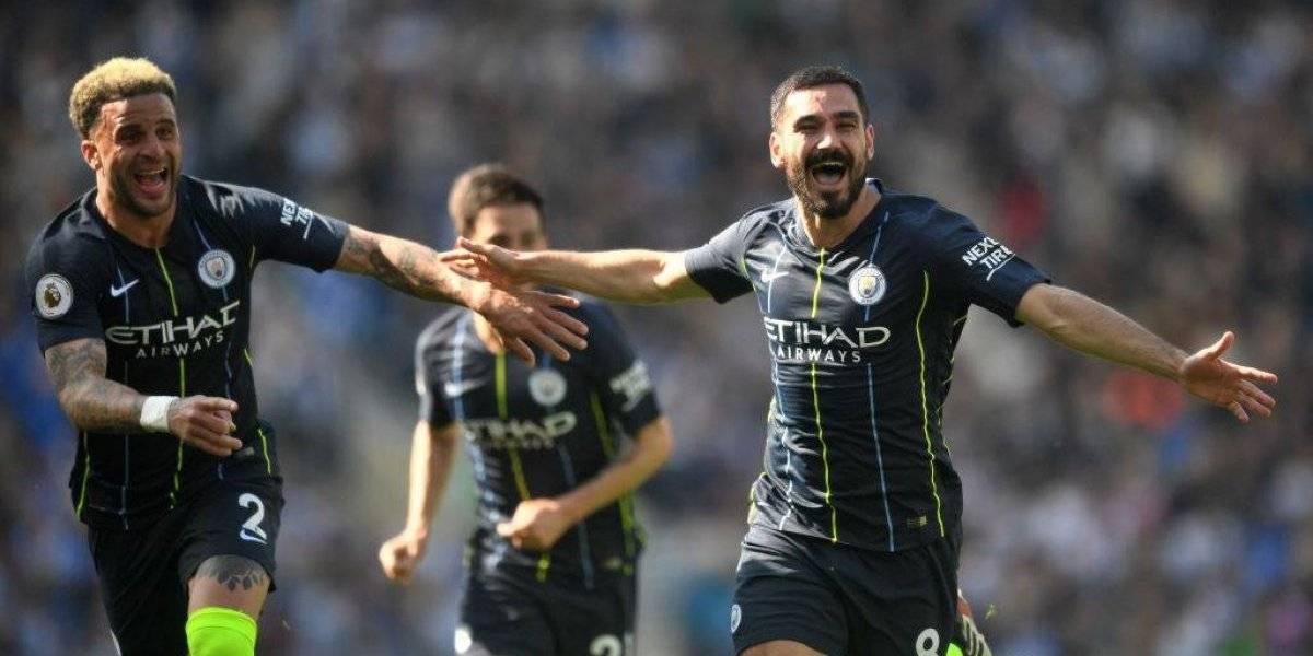 El City no defrauda y sella su bicampeonato en la Premier con una contundente goleada