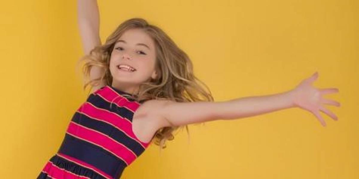 Juana en el top de vídeos en Youtube
