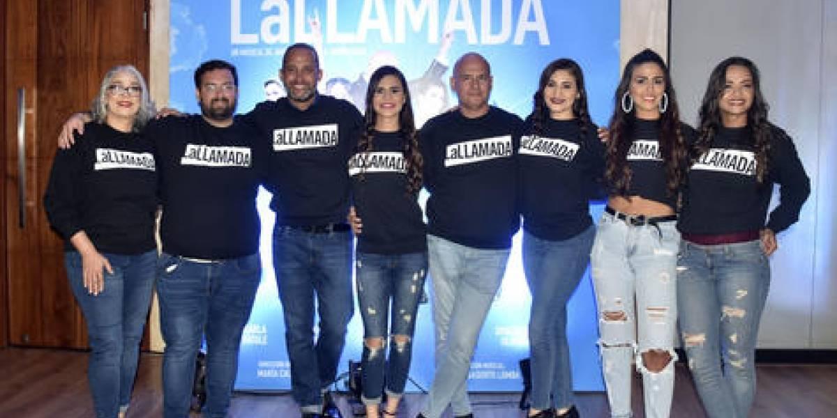 """Musical español """"La Llamada"""", viaja con su humor millennial a RD"""