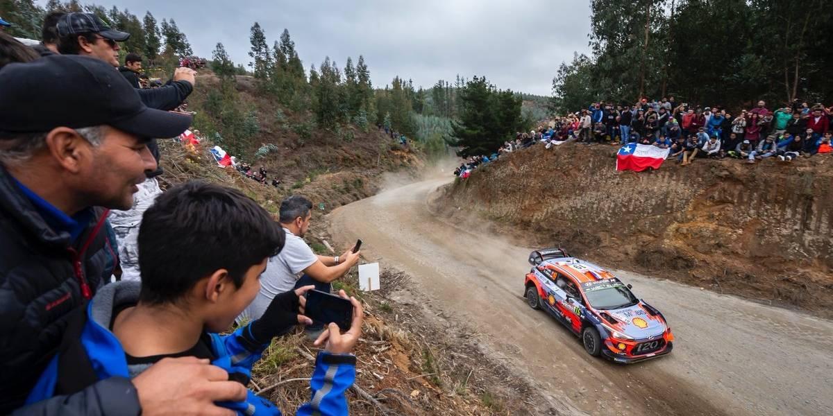 Sébastien Loeb: La superestrella del WRC que demostró su sencillez en Concepción