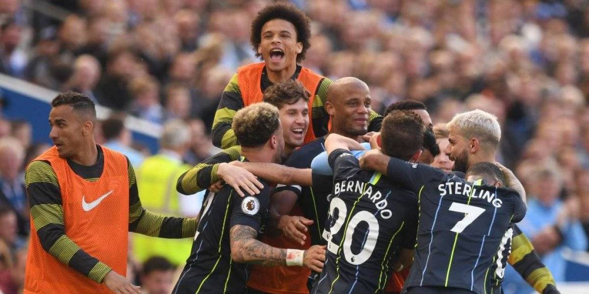 Manchester City, primer bicampeón de la Premier League en una década