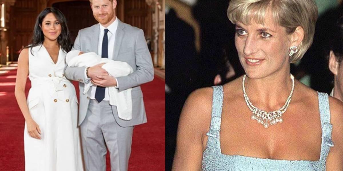 El emotivo homenaje que Meghan y Harry rindieron a la princesa Diana el Día de las Madres