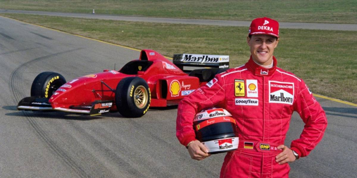 VIDEO. Un documental autorizado sobre Schumacher saldrá en diciembre