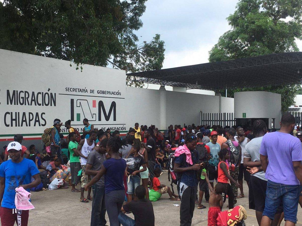 El fenómeno migratorio en el país continúa creciendo. Foto: Cuartoscuro