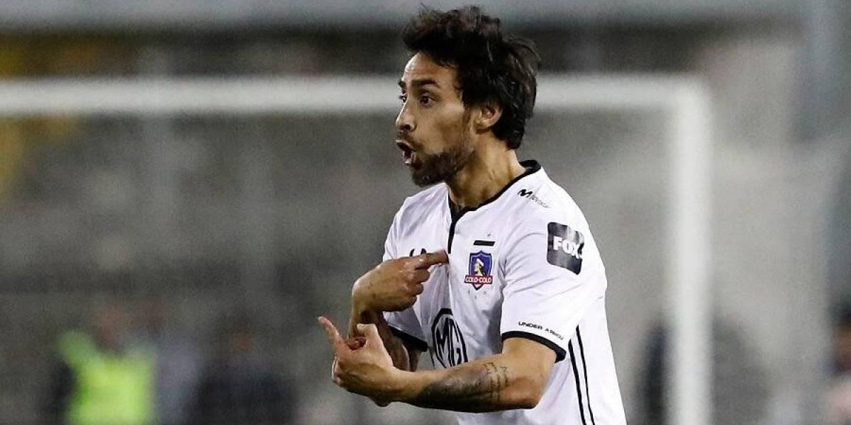 Jorge Valdivia se salvó de la amarilla y podrá jugar el Superclásico