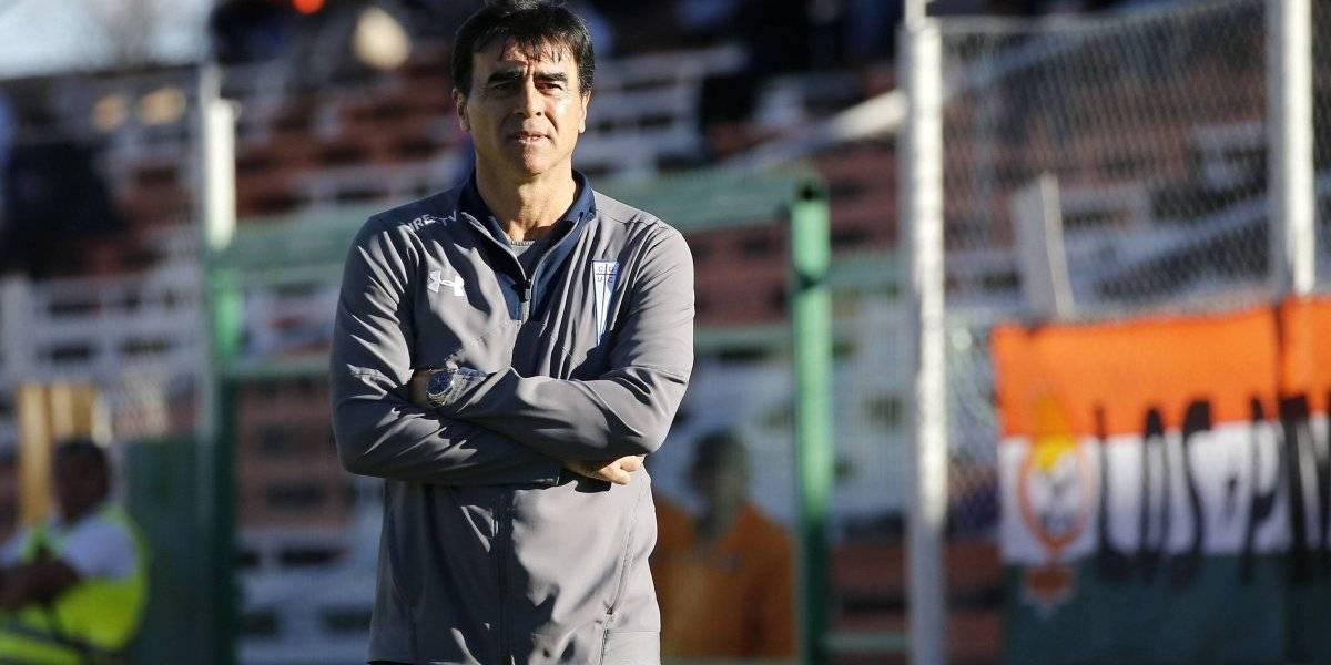 """Quinteros olvida la Libertadores de la UC: """"El torneo es la prioridad y los jugadores están enfocados en ello"""""""