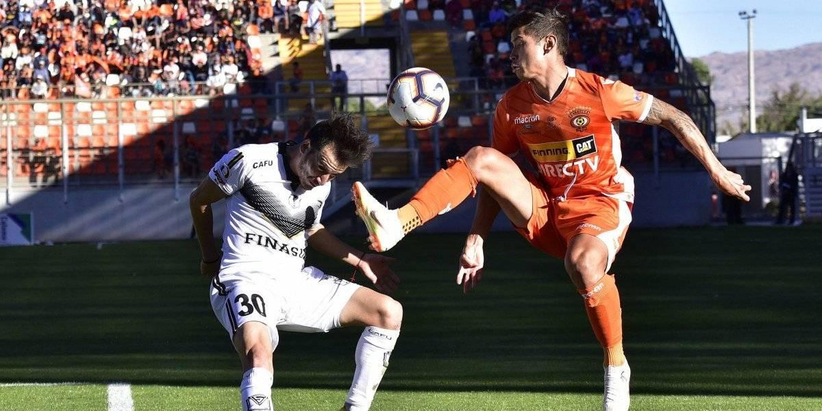 Cobreloa goleó a Santiago Morning y le arrebató el liderato de la Primera B a Wanderers