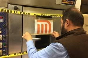 Prohiben venta de comida en el Metro