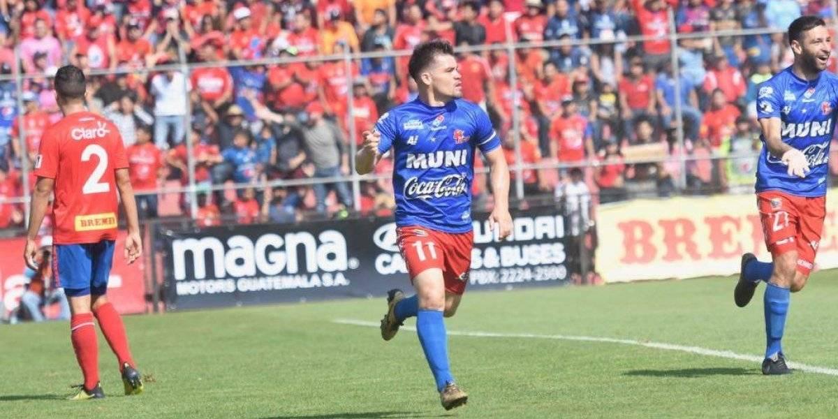 Malacateco hace la heroica en El Trébol y jugará las semifinales