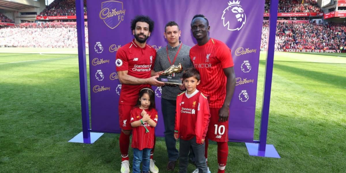El mensaje de Salah a la afición: 'Llevad Anfield a Madrid'