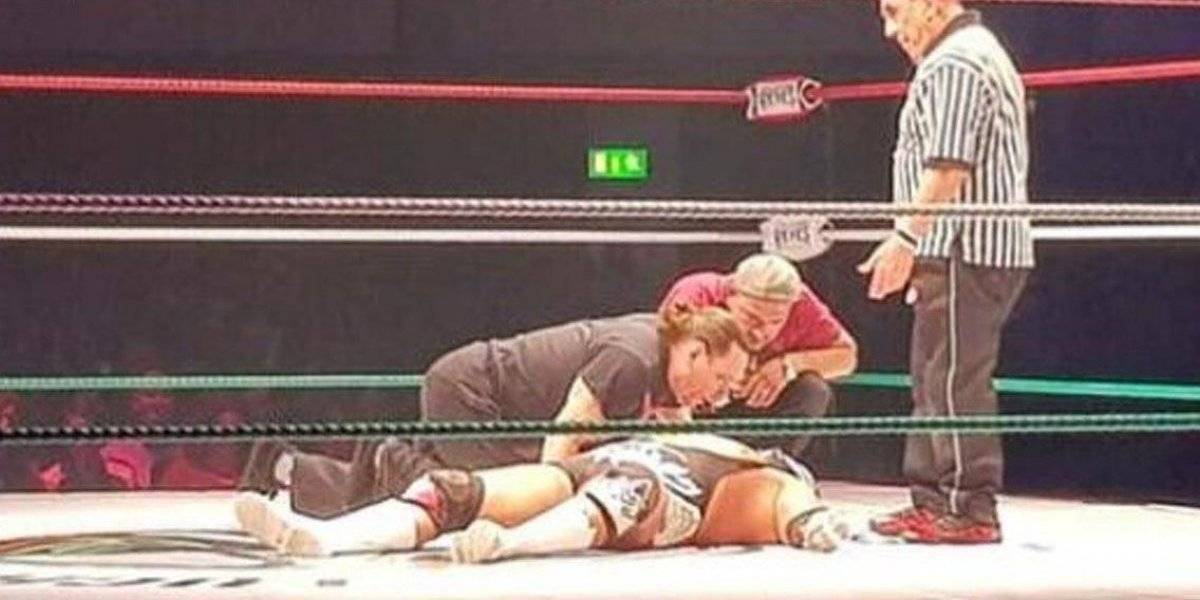 VIDEO. La lucha libre pierde trágicamente en el ring al legendario Silver King