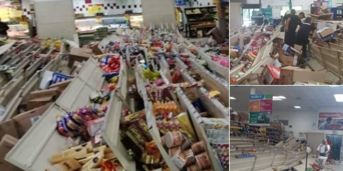 Terremoto en Panamá se sintió en varias partes de Colombia