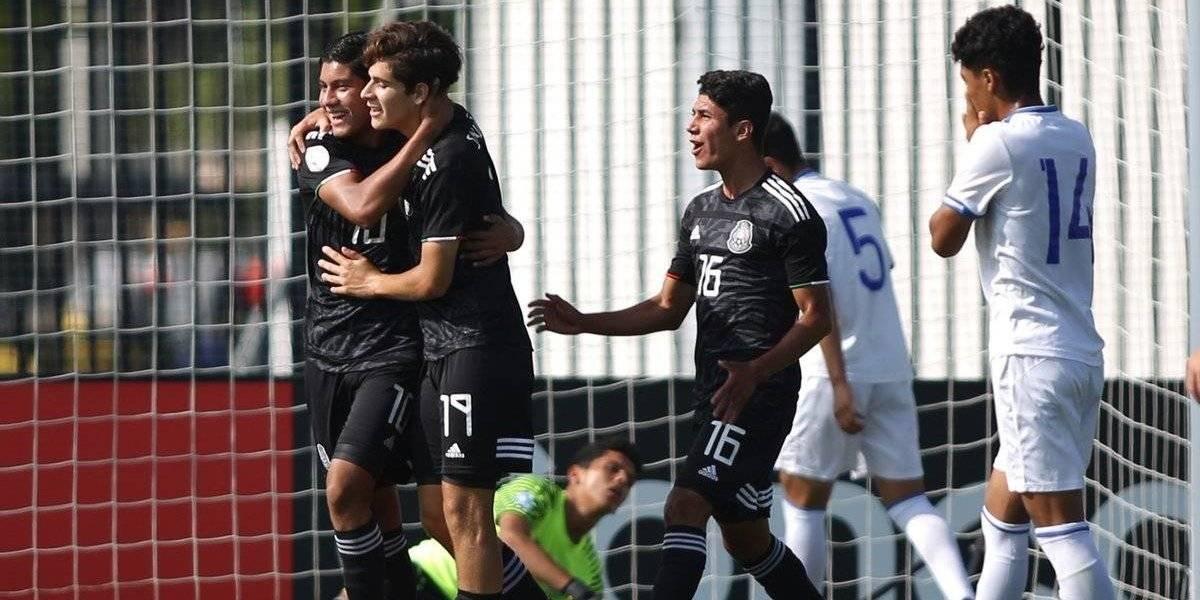Tri Sub-17 logra pase al Mundial Brasil 2019