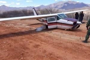 Aeronave cocaína