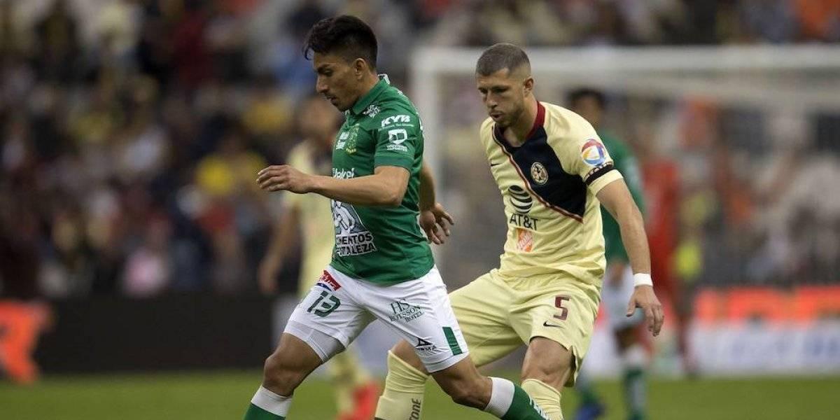 Las Águilas vuelan bajo en las semifinales del futbol mexicano