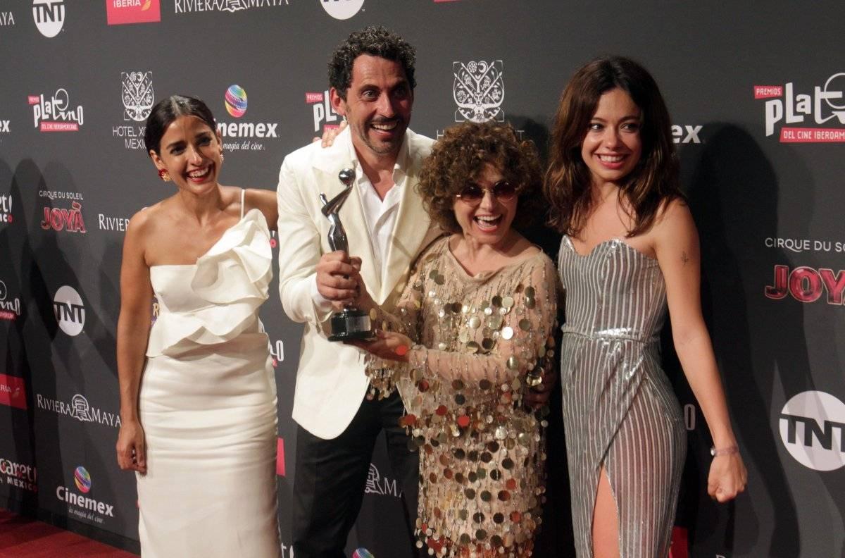 Premios Platino 2019: Roma brilló en la sexta entrega EFE
