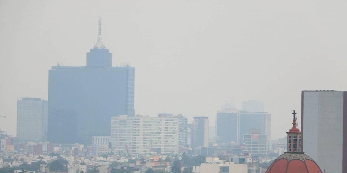 Podrían suspenderse las clases por contaminación en la ZMVM