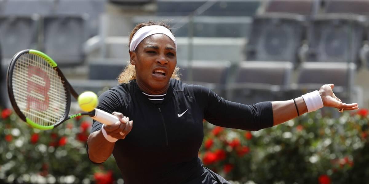 Serena Williams abre temporada en clay con victoria en Roma