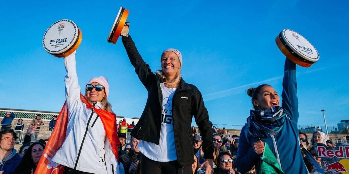 Adriana Jiménez consigue el tercer puesto en Serie Mundial de Clavados de Altura