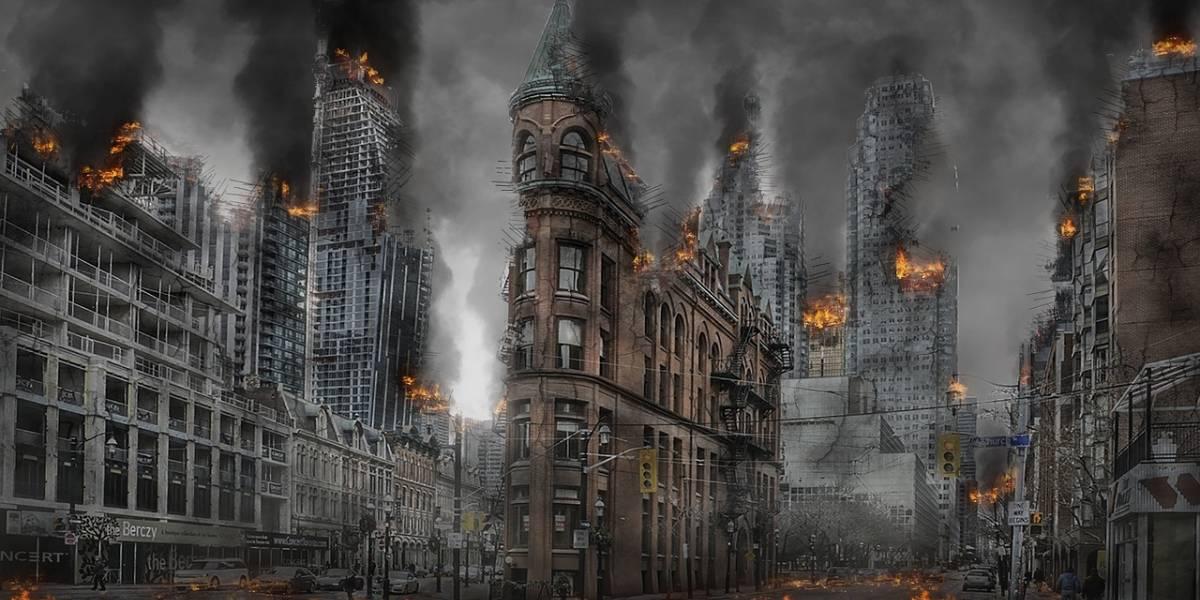 A lo King's Landing: ¿Por qué la Ciudad de México se llenó de humo el fin de semana?