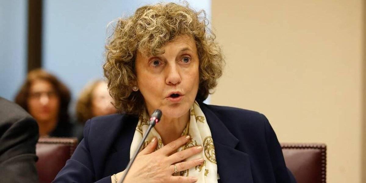 Dobra Lusic: candidata a la Corte Suprema con recurso de queja
