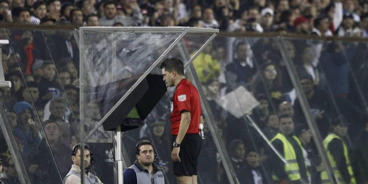 """Conmebol no quiere más """"robos"""" y quiere utilizar el VAR en toda la Copa Libertadores"""
