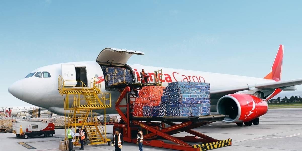 Avianca transportó más de 12 mil toneladas de flores por Día de la Madre