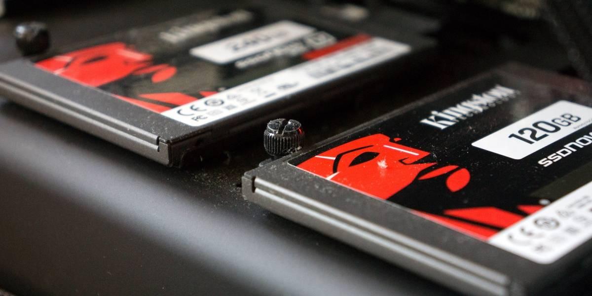Atentos: los discos de estado sólido SSD bajarán de precio a fin de año