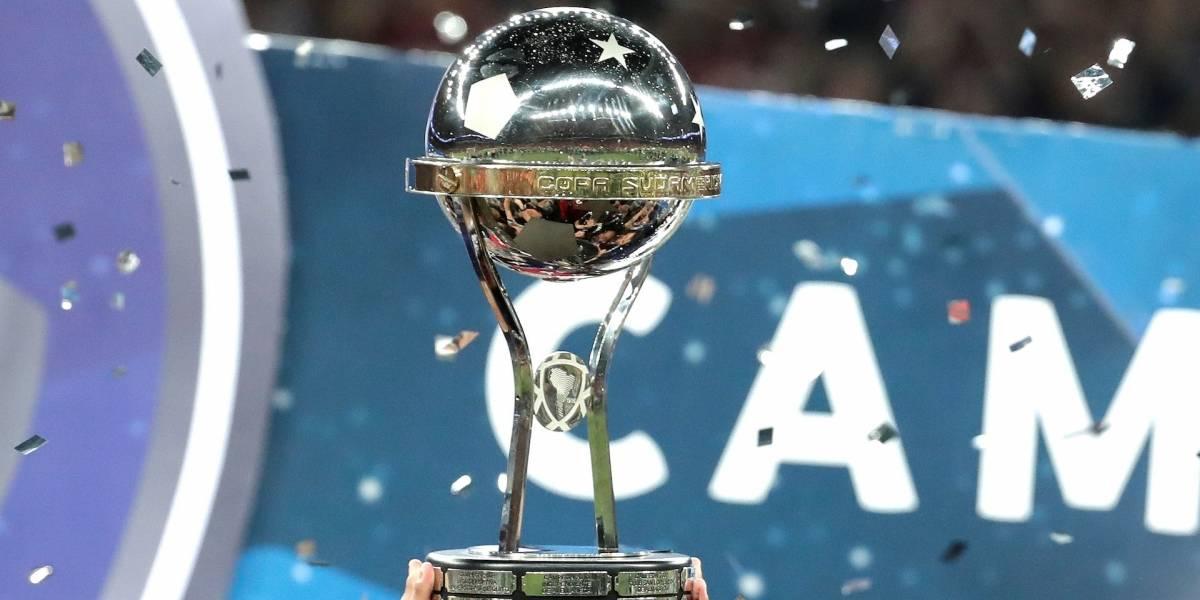 Cinco equipos colombianos estarán atentos al sorteo de la Copa Sudamericana 2019
