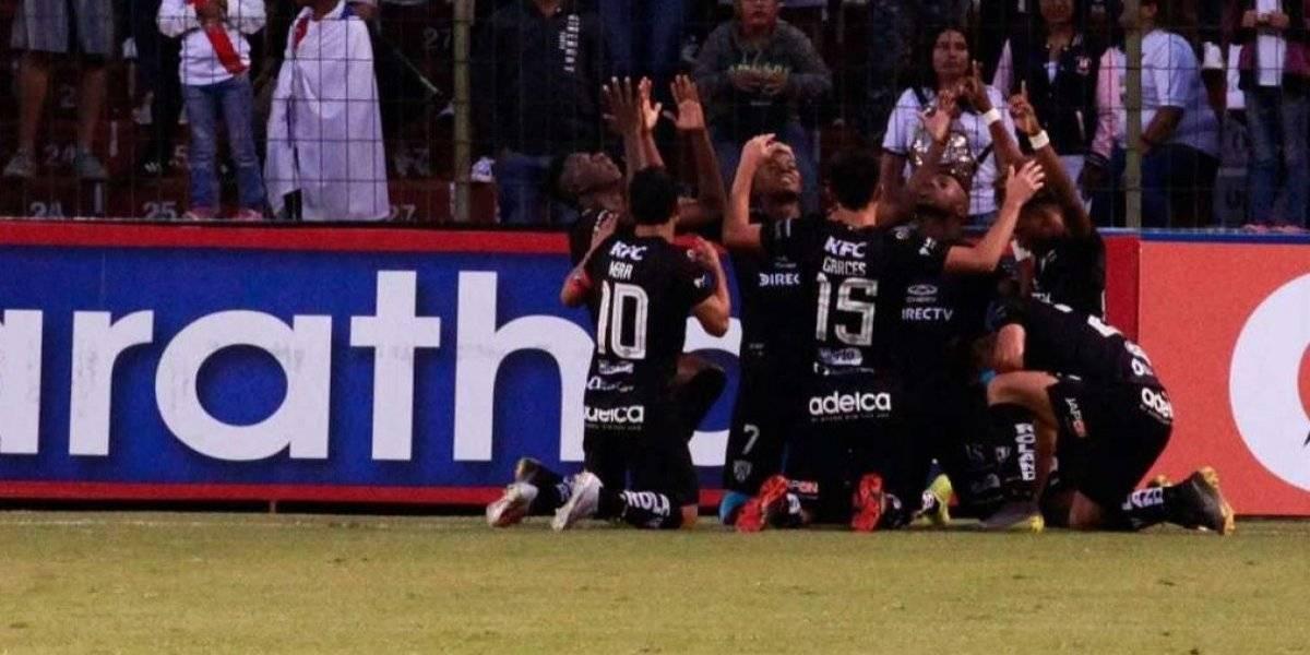 Independiente del Valle le mete miedo a la UC en la Sudamericana con un viejo conocido y poderío de local