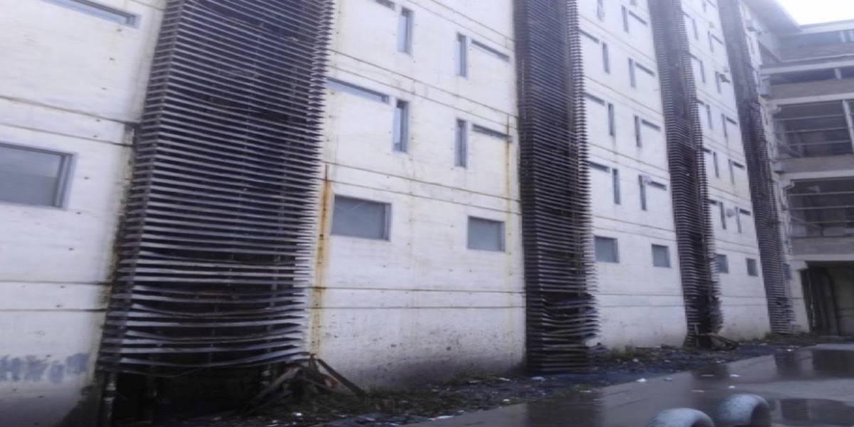 Aterradoras fotos dejan ver la crisis sanitaria en la cárcel La Picota en Bogotá