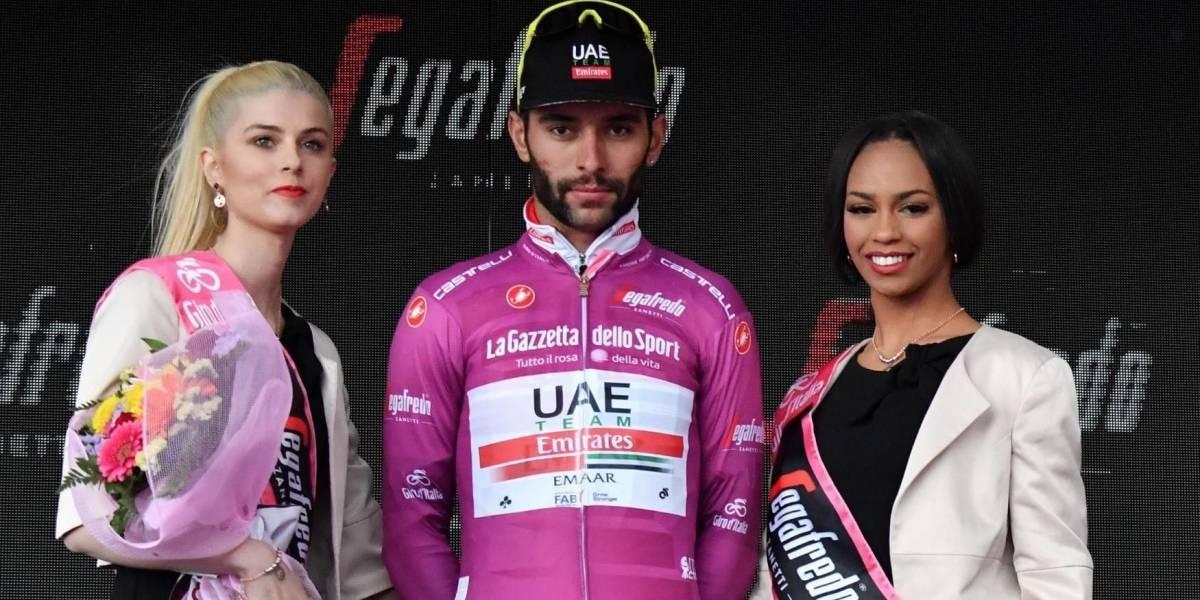 La impensada razón por la que Fernando Gaviria no celebró su victoria en el Giro de Italia
