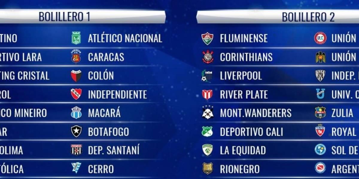 Sorteo de la segunda ronda de la Copa Sudamericana 2019: Equipos ecuatorianos ya tienen sus rivales