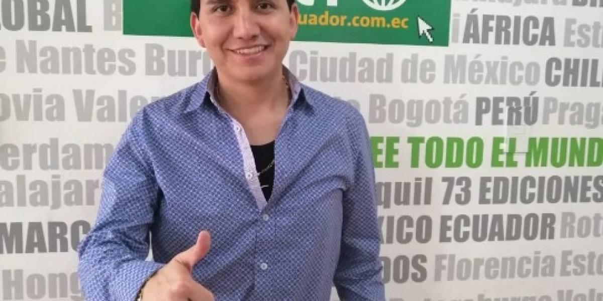 """Luis Alberto presenta """"Quiero"""", y afianza su regreso a la música"""